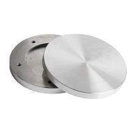Aluminum Disc F/Twister, F/UV-Glue, ø108x10mm,