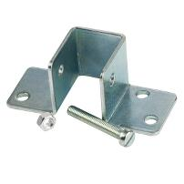 Bed Support No. 3823, 23mm, Steel BZP, Screw & Hex Nut to