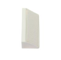Corner Fix #200 PP Plast, White, With Cover