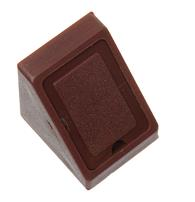 Corner Fix #100 PP Plast, Mini, Dark Brown,W/Cover