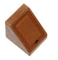 Corner Fix #100 PP Plast, Mini, Light Brown, W/Cover