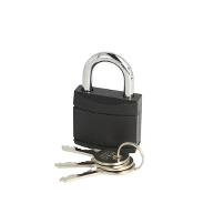 Padlock 40mm Full Plastic Cover, 150 KD, Shackle 6,2mm, 41x