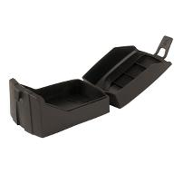 Key Storage Box, Rubber Protection Cover, Black F/14.08.155