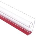 PVC Seal Glass To Floor, ADH01, 2,5 Mtr, F/8-12mm Glass