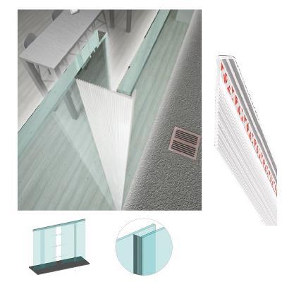 Transp Adhesive Pvc Profilesfsliding Doors5x3000mm 8 14