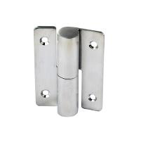 Door Hinge 94x67x2.5mm, Up/Down, SS304 Brushed, RH, Inset