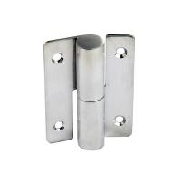 Door Hinge 94x67x2.5mm, Up/Down, SS304 Brushed, LH, Inset