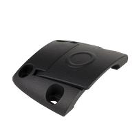 Surf Table Connector, Female Part Only, PA6+10GF, Black