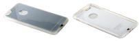 Wireless Charger Receiver iPhone6, Silver, No Micro USB