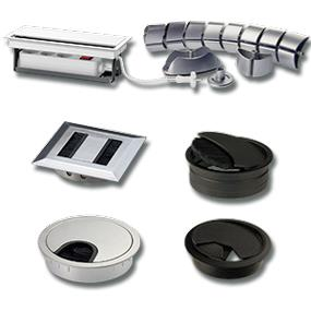 Grommets & office accessories
