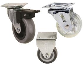 Furniture Fork Castors