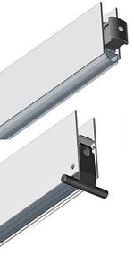 Drop Down  Profiles & Sealing Frame Systems