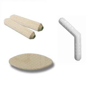 Wood Dowels, Plastic Mitre Dowels & Wood Biscuits