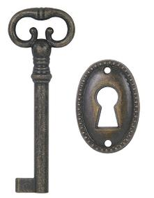 Bit keys & Escutcheons