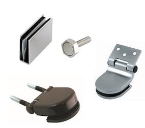 Hinges & Accessories for Sauna