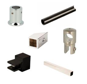 Shower Tubes & Accessories