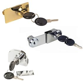 Glass Door Locks for Double Doors